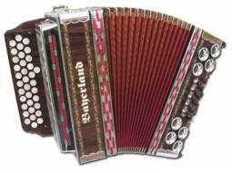 BR Alpen-Favorit 4 Harmonika