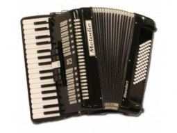Akkordeon Melodie und Paganini 1