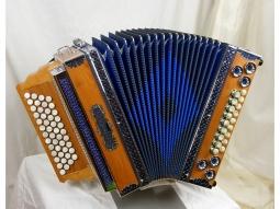 Harmonika Naturholz Massiv_1
