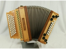 Harmonika Naturholz massiv_3