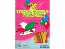 15 Faschings-Knüller & Karneval-Hits
