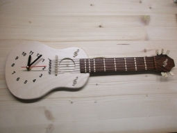 Wanduhr Gitarre (groß)